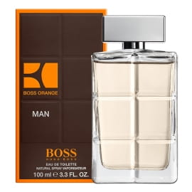 252 BOSS ORANGE - HUGO BOSS WODA TOALETOWA 40 ML