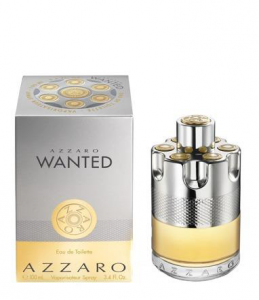 309  Wanted  - Azzaro 50 ML  WODA TOALETOWA